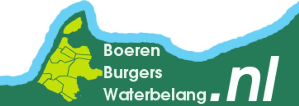 Logo Boeren Burgers Waterbelang