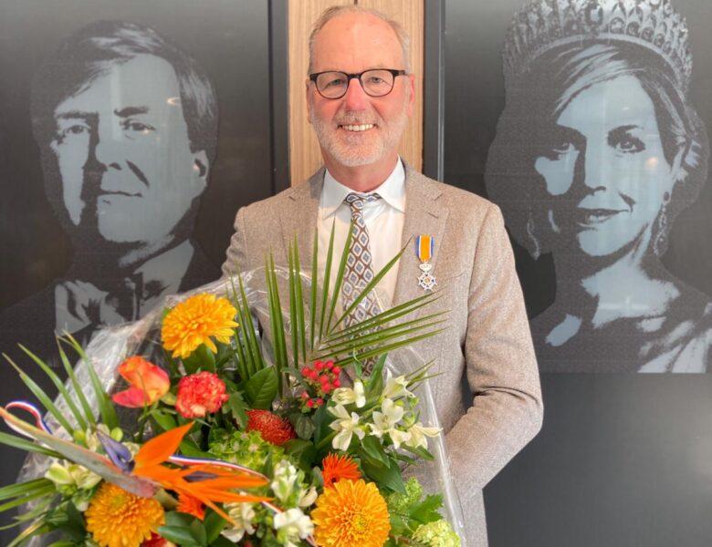 Lintje voor steunfractielid Ronald van Schoorl